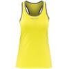 Peak Performance Edison Mouwloos Shirt Dames geel